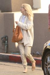 Julianne Hough and Her Sister Out in Los Angeles