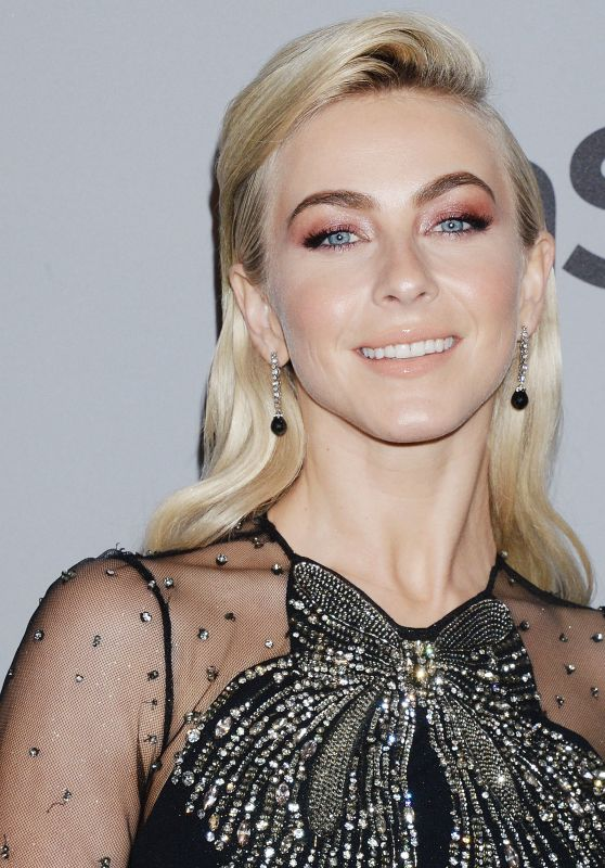 Julianne Hough – InStyle and Warner Bros Golden Globes 2018 After Party
