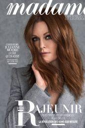 Julianne Moore - Madame Figaro Jauary 2018 Issue