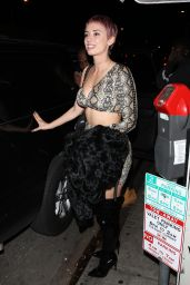 Julieanna Goddard Goes to the Delilah Restaurant in West Hollywood