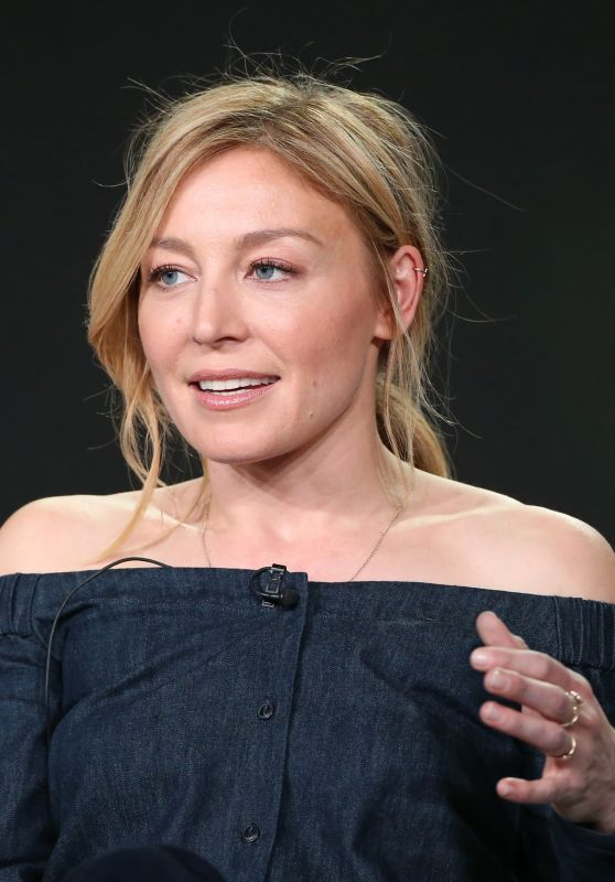 "Juliet Rylance - ""McMafia"" TV Show Panel in Los Angeles"