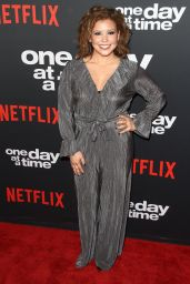 """Justina Machado – """"One Day at a Time"""" TV Show Season 2 Premiere in Los Angeles"""