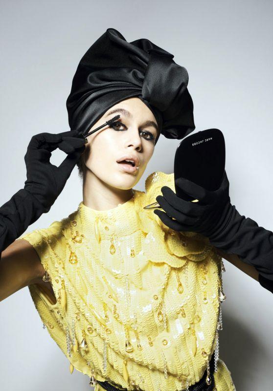 Kaia Gerber - Marc Jaco Ad Campaign 2018