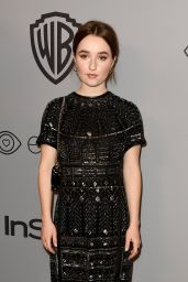 Kaitlyn Dever – InStyle and Warner Bros Golden Globes 2018 After Party