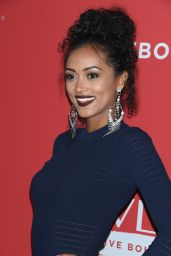 """Kara McCullough – Revlon's """"Live Boldly"""" Campaign Launch in NYC"""