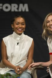 Karlie Kloss – 2018 Freeform Summit in Hollywood