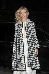Karlie Kloss - Carolina Herrera Fragrances Launch of Good Girl in London