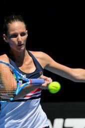 Karolina Pliskova – Australian Open 01/16/2018