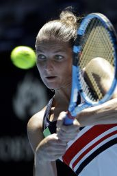 Karolina Pliskova – Australian Open 01/18/2018