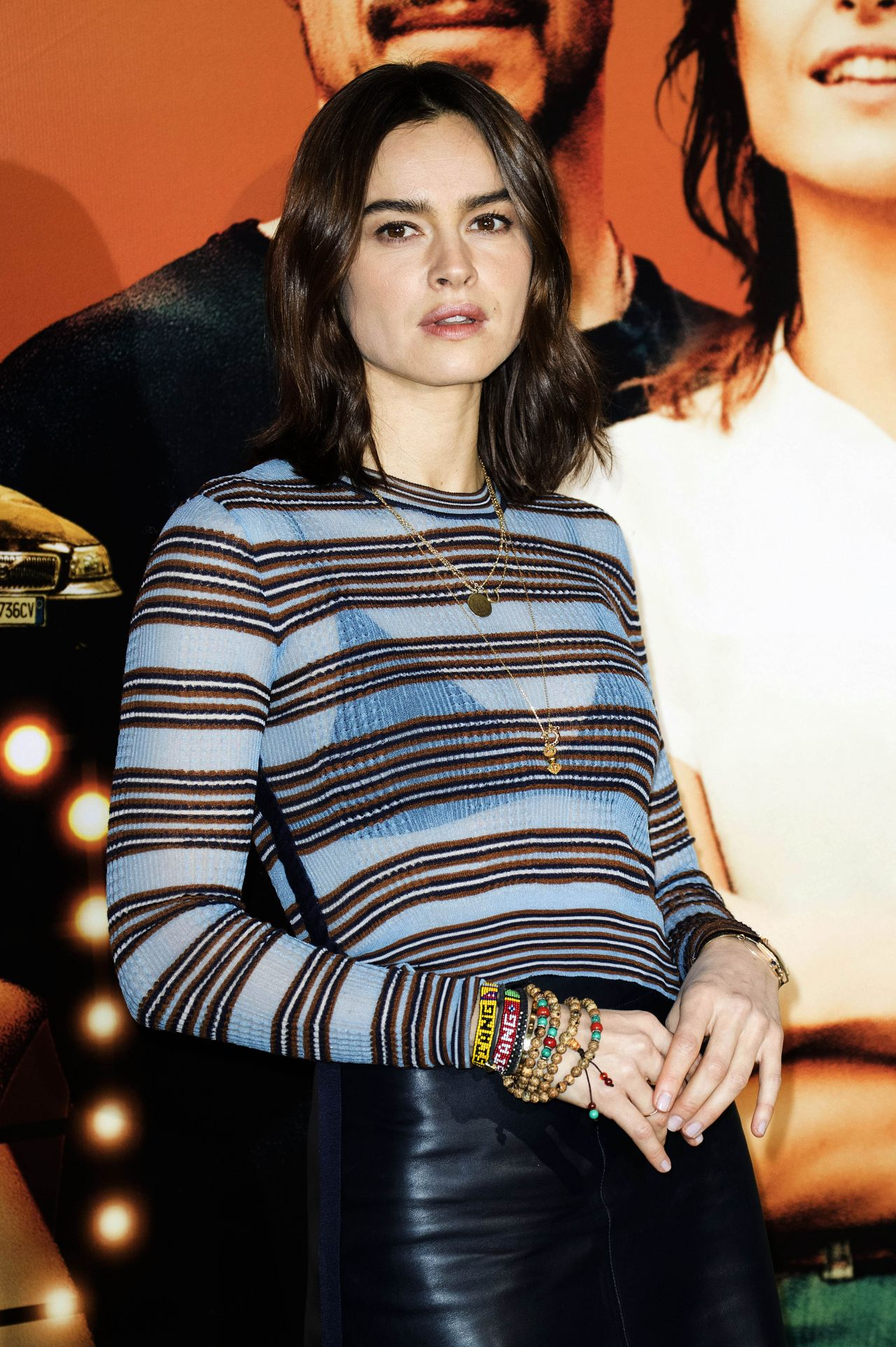 Kasia Smutniak Quot Made In Italy Quot Photocall In Rome