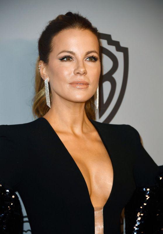 Kate Beckinsale - InStyle and Warner Bros Golden Globes 2018 After Party