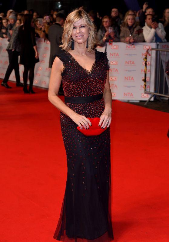Kate Garraway – 2018 National Television Awards in London