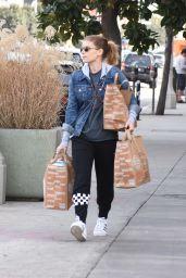 Kate Mara Street Style - Los Angeles 01/17/2018