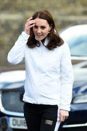 Kate Middleton - Bond Primary School in Mitcham London 01/17/2018