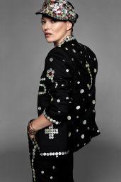 Kate Moss - The Guardian January 2018