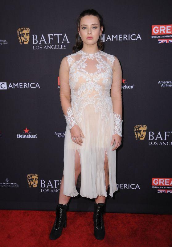 Katherine Langford – 2018 BAFTA Tea Party in Beverly Hills