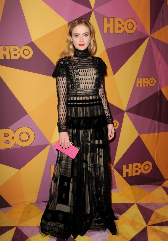 Kathryn Newton – HBO's Official Golden Globe Awards 2018 After Party