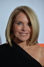 Katie Couric – Clive Davis and Recording Academy Pre-Grammy Gala in NYC