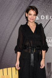 Katie Holmes – Delta Airlines Celebrates 2018 GRAMMY Weekend Event in NYC