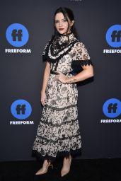 Katie Stevens – 2018 Freeform Summit in Hollywood