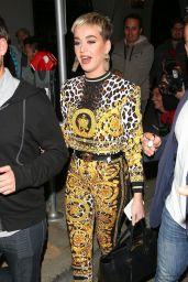 Katy Perry at Craig