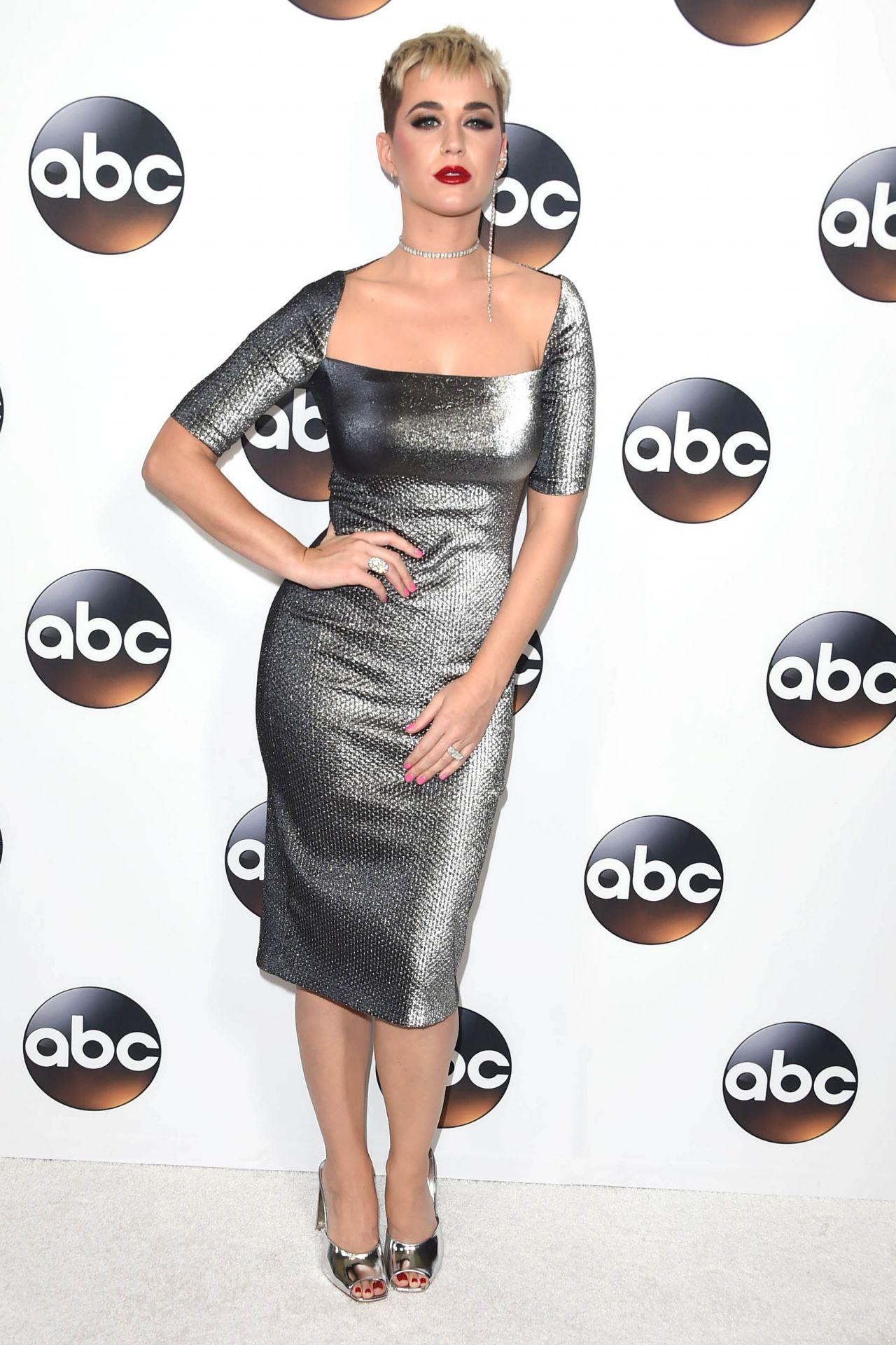 Katy Perry Disney Abc Television Tca Winter Press Tour In La