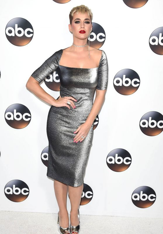 Katy Perry – Disney ABC Television TCA Winter Press Tour in LA