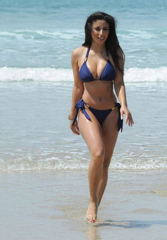 Kayleigh Morris in Bikini in Cyprus