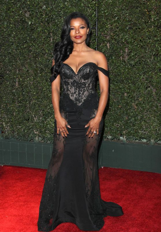 Keesha Sharp – 2018 NAACP Image Awards in Pasadena