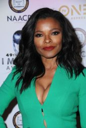 Keesha Sharp – NAACP Image Awards Dinner and Ceremony in Pasadena