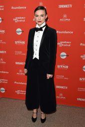 "Keira Knightley - ""Colette"" Premiere in Park City"