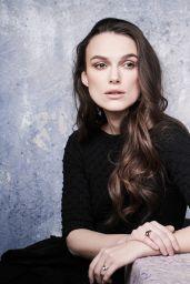 Keira Knightley – Deadline Studio Portraits at Sundance 2018