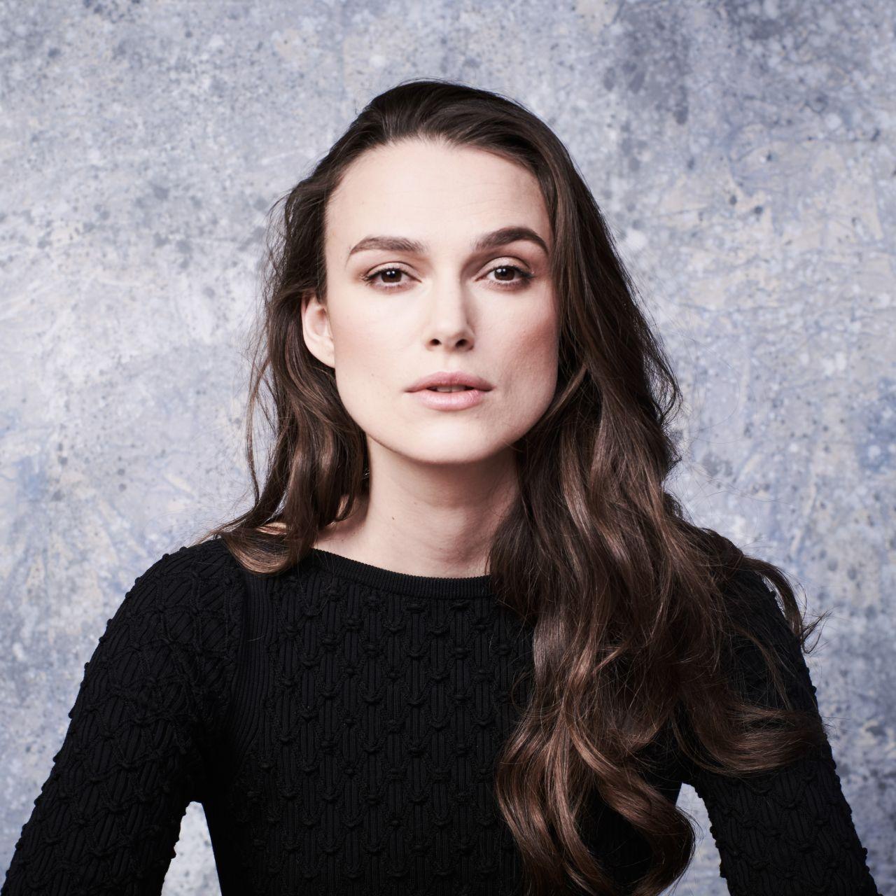Keira Knightley Deadline Studio Portraits At Sundance 2018