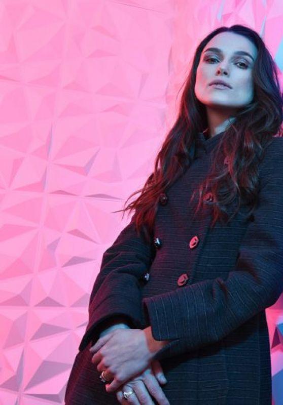 Keira Knightley - TheWrap Portraits at the Sundance 2018 Film Festival