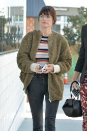 Kelly Oxford and Busy Philipps Shopping at The New Fred Segal Store in West Hollywood