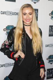 "Kelsey Lee – ""Cafe Con Leche"" Premiere in Los Angeles"