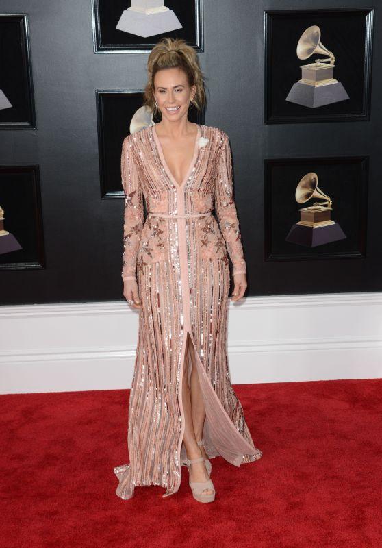 Keltie Knight – 2018 Grammy Awards in New York