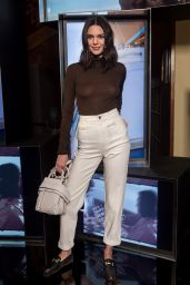 Kendall Jenner - Tod's Spring 2018 Campaign Launch Party in Milan