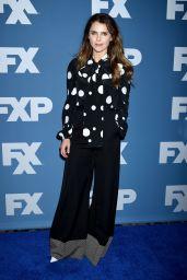 Keri Russell – 2018 Winter TCA Tour FX Starwalk in Pasadena