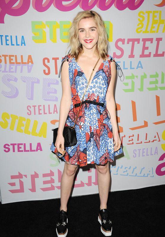 Kiernan Shipka – Stella McCartney Show in Hollywood