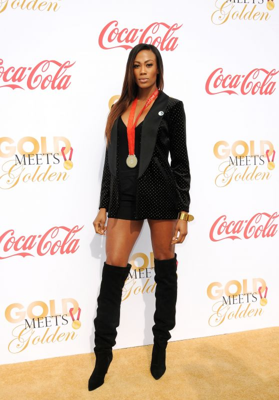 Kim Glass – Gold Meets Golden Awards in Los Angeles