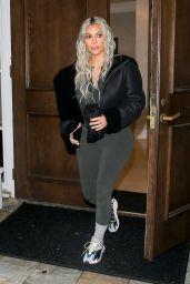 Kim Kardashian Heading Out of Epione Skin Care