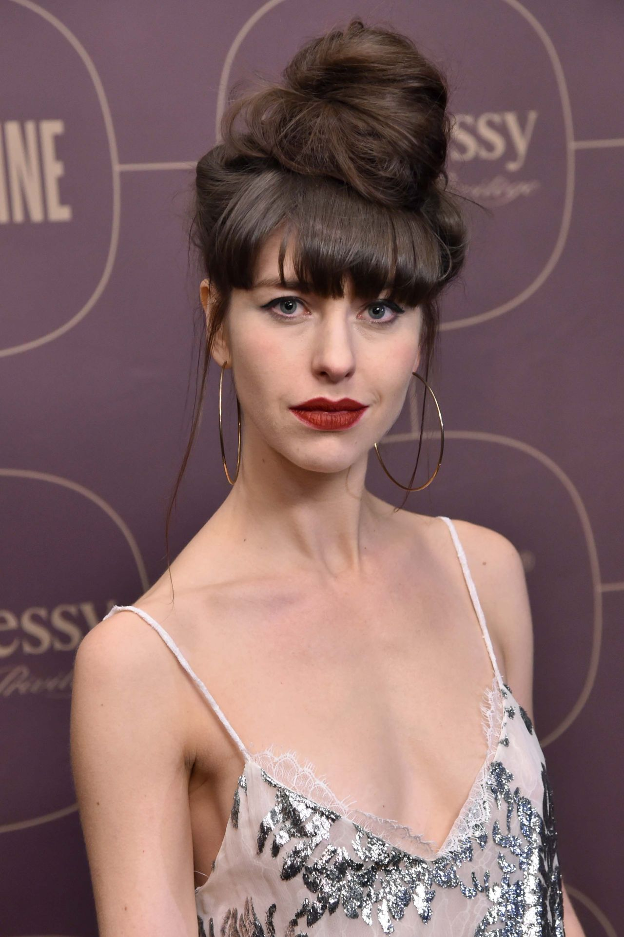 Kimbra - Warner Music Pre-Grammy 2018 Party in New York