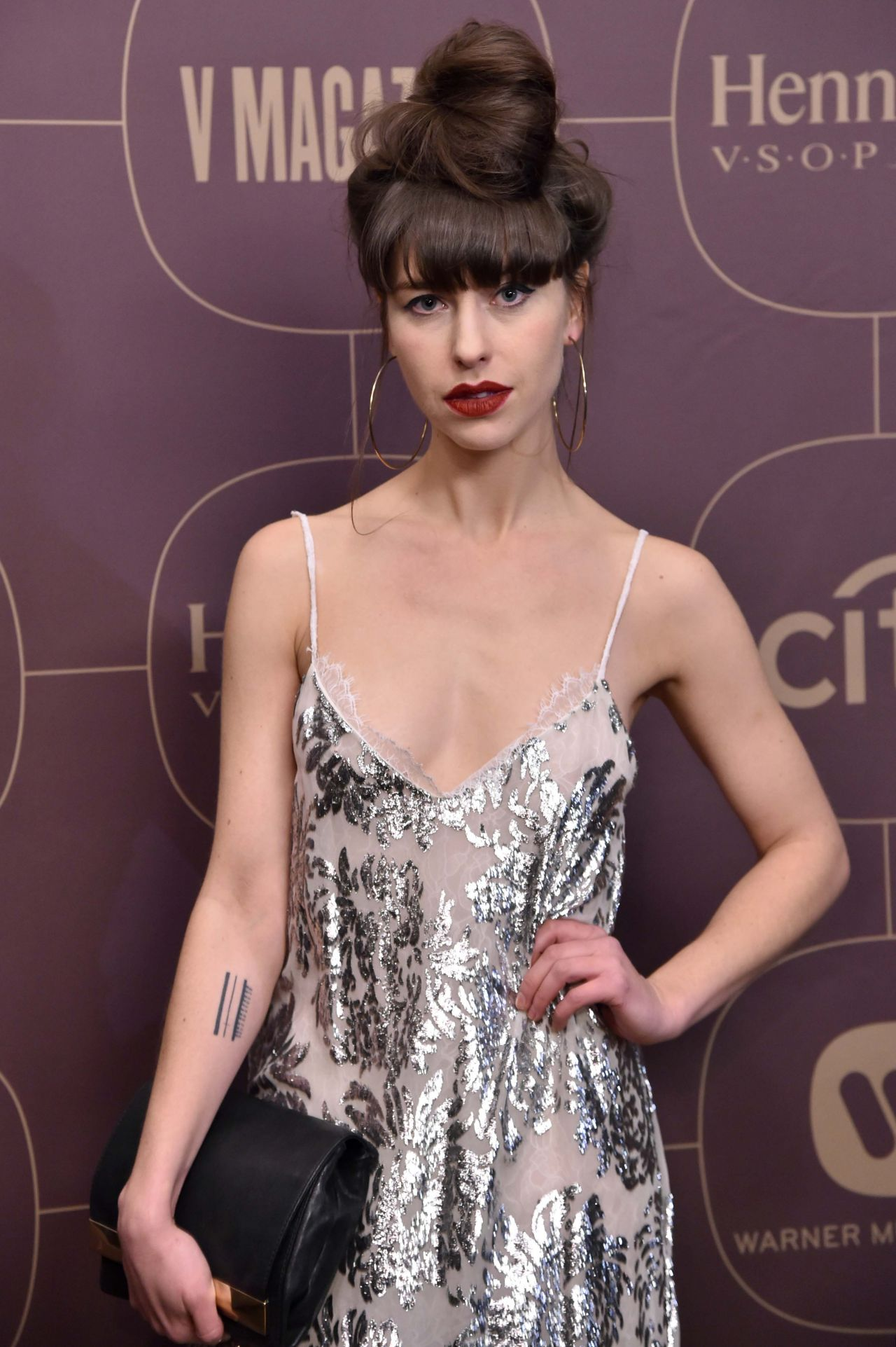 Kimbra Warner Music Pre Grammy 2018 Party In New York