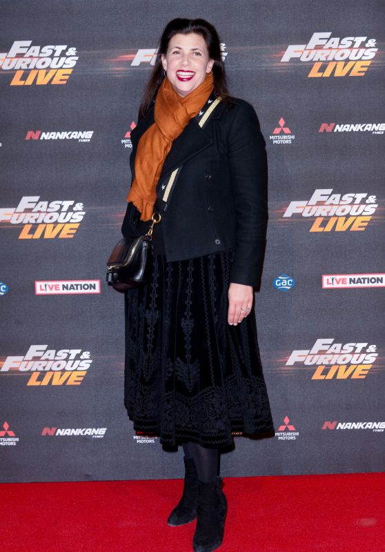 Kirstie Allsopp - Fast and Furious Live at the O2 Arena in London
