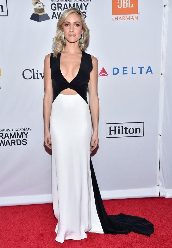 Kristin Cavallari – Clive Davis and Recording Academy Pre-Grammy Gala in NYC
