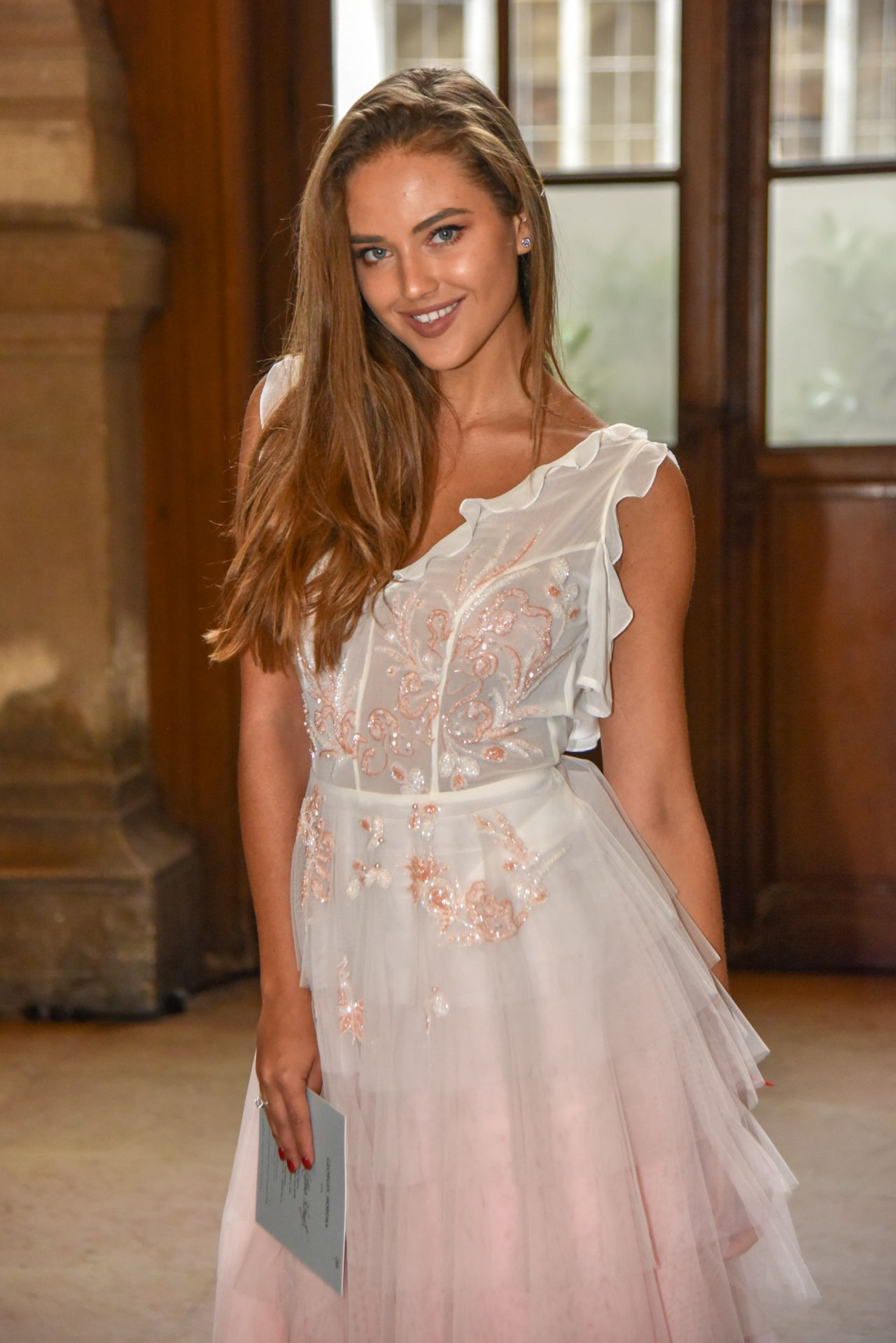 Kristina Krayt - Georges Hobeika Haute Couture Spring