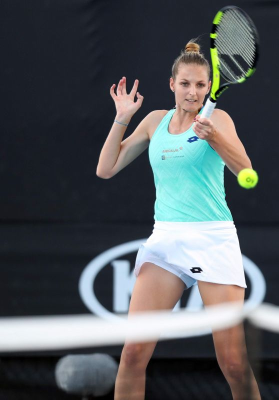 Kristyna Pliskova – Australian Open 01/16/2018
