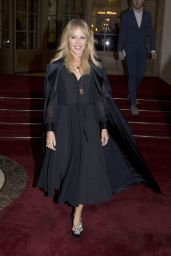 Kylie Minogue - The Schiaparelli Haute Couture SpringSummer 2018 Show at the Paris Fashion Week