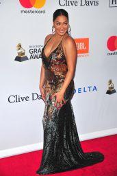 La LA Anthony – Clive Davis and Recording Academy Pre-Grammy Gala in NYC